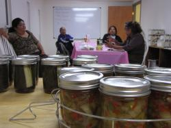Fall Canning Class